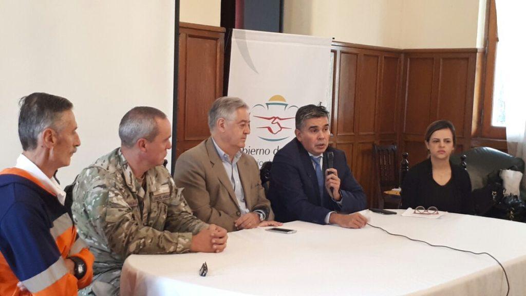 """Jujuy fue sede del curso de """"Metodologías para la Evaluación de Desastres"""""""